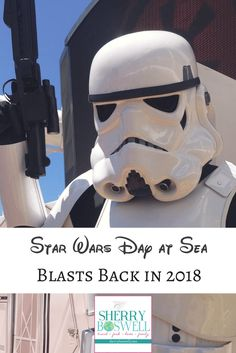 Disney Cruise Line Star Wars Day at Sea 2018