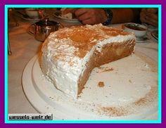 Wessels Küchenwelt: Apfel-Amaretto-Torte