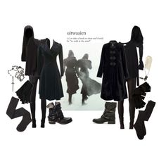 """Uitwaaien"" by paintedsouldesign on Polyvore"
