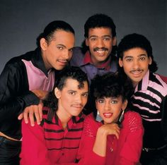 DeBarge was a sibling music group of American origin whose repertoire included R, soul, funk, pop, adult contemporary, and gospel.