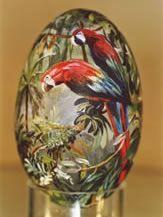 artful eggs