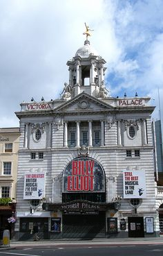Victoria Palace Theatre,London.