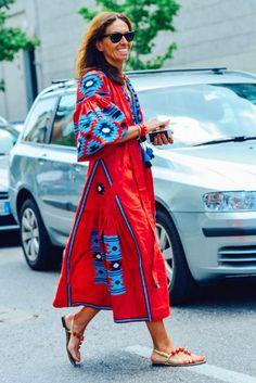 New Price Ukrainian  Maxi Dress  Vita kin  Vyshyvanka