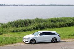 #urbandiscovery Mercedes-Benz CLA Shooting Brake in Durgerdam Amsterdam