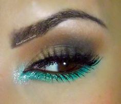 Mint chocolate http://www.makeupbee.com/look.php?look_id=80966