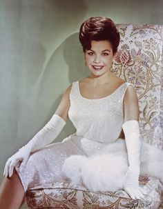 Annette Funicello (1942-2013) I just wanted to be like Annette from the time she began in the Mouseketeers.