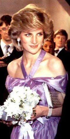 Princess Diana 1983