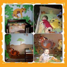 #lion king #nursery #art