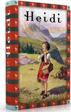 Heidi / Johanna Spyri - Vollst. Ausg., 1. und 2. Teil