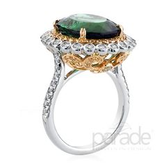 Parade Design #ring #cocktail