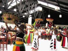 (Limón, Costa Rica) Las fiestas que se viven en Limón son parte de las actividades en honor al Día del Negro y la cultura afrocostarricense.