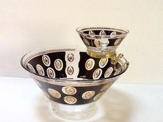Vintage G. Reeves Dip Set / 1960u0027s / Kitchen And Dining / Serving Set /  Hollywood Regency / Retro / Collectible / Mid Century