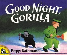 """""""Good night, Gorilla,"""" says the zookeeper. But mischievous Gorilla isn''t quite ready to go to sleep. He''d rather follow the zookeeper on his rounds and let all of the other animals out of their cages. Little night owls can sneak along with Gorilla and see who gets the last laugh in this riotous goodnight romp. Practically wordless yet full of expressive art and hilarious, adorable detail, this book from Caldecott Medal winning author Peggy Rathmann is sure to becom..."""