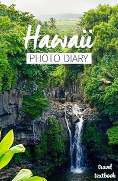 Cannot believe it has taken me a year to upload my Hawaii Photo Diary. With travel photos from Maui, Oahu and Big Island, this should be your daily dose of Hawaii wanderlust. // The Travel Textbook