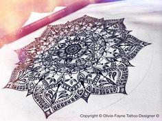 Olivia-Fayne Tattoo Design - GALLERY