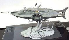 Pegasus Nautilus 20,00 Leagues Under The Sea Plastic Model Kit PG9120 | Hobbies