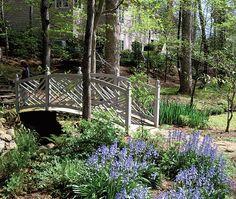 Bridges in the Garden | Michigan Gardening Web Articles