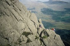 East Face of Tryfan