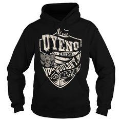 Its an UYENO Thing (Eagle) - Last Name, Surname T-Shirt