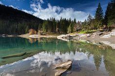 Photographie du jour #236 : Caumasee Lake