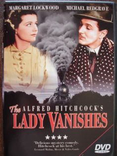 The Lady Vanishes DVD ~ Margaret Lockwood, http://librarycatalog.becker.edu/search~S0/i?SEARCH=7883972545