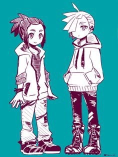 They're so cute! Even though I only really care about Gladion...