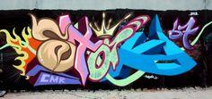 Ankara, Eryaman Graffiti