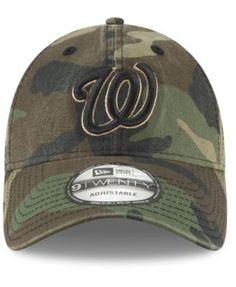 New Era Washington Nationals Camo Core Classic 9TWENTY Cap Men - Sports Fan  Shop By Lids - Macy s 3a5153f10b4e