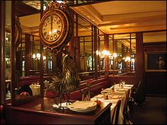 Chez Pauline, Paris