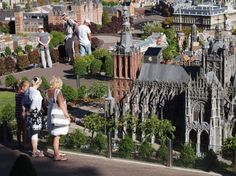 Madurodam Miniature City, Netherlands | 1,000,000 Places Great Places, Places To See, Netherlands, Holland, Miniatures, Street View, City, The Nederlands, The Nederlands