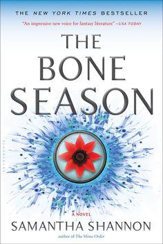 #CoverReveal: The Bone Season - Samantha Shannon, US pb redesign