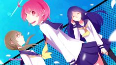 Yuyushiki. Favourite Slice of life anime. It involves cats....... frickin cats!