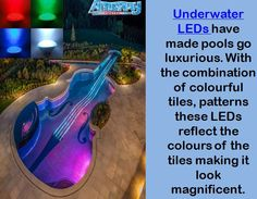 Why is Led pool lights are a good choice? you want toknow. Know the features of LED pool lights here. Visit: www.amoraylighting.com Call: +1.226.476.2472 Underwater Led Lights, Colours