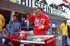 Niki Lauda, GP Germany, Nürburgring 1976