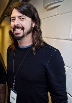 Dave- that grin is contagious!