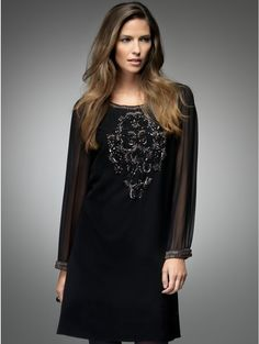 M Women Embellished tunic Looking For Women, Tunic Tops, Shopping, Fashion, Moda, Fashion Styles, Fasion
