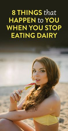 What Happens When You Stop Eating Dairy