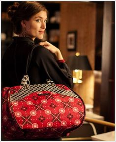 Z: Petunia Pickle Bottom Wistful Weekender - Positively Plaid...New diaper bag !!!