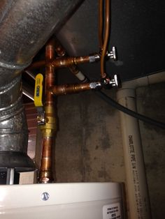 Not installing a thermal expansion tank on a closed loop
