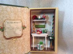Latest Christmas book box!