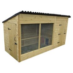 The Haven, Winter Proof Hen / Chicken / Duck House For Up To 12 Hens Fox Proof
