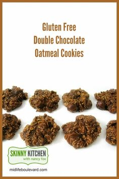 Dark chocolate chips, Gluten free and Healthy treats on Pinterest