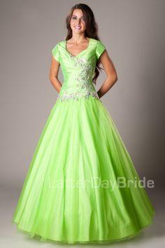Modest Prom Dresses Prom Homecoming Formal Dance Modest - Leslie