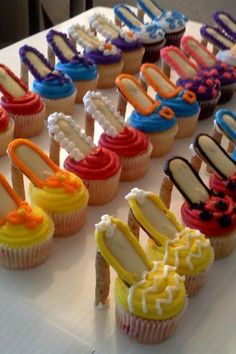 Cupcakes with style