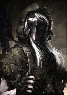 Find images and videos about art and anime on We Heart It - the app to get lost in what you love. Manga Girl, Anime Art Girl, Anime Krieger, Anime Military, Anime Warrior, Cyberpunk Art, Character Design Inspiration, Fantasy Characters, Character Art
