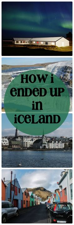 How I Ended Up in Iceland - Postcards & Passports
