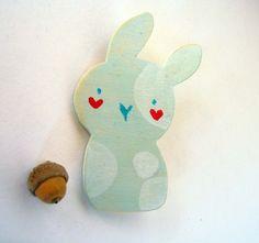 Super cute Rabbit-pin