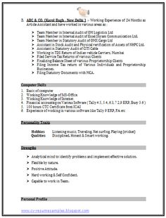 best engineer resume format download page 1 career pinterest