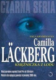 Recenzje książek i filmów: Camilla Läckberg - Księżniczka z lodu