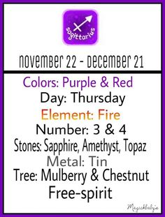 Funny-  my fav color is purple, my fav day is thursday,my fav number is 7 (3+4) and my fav colored stone is blue topaz/